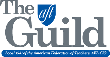 AFT Guild 1931 Logo