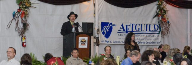 AFT Guild 20th Anniversary Gala San Diego Zoo 12/4/2007 (Augie Sandoval)