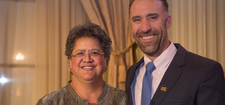Jeff Freitas and Luukia Smith elected as CFT's next leaders - 3/23/2019