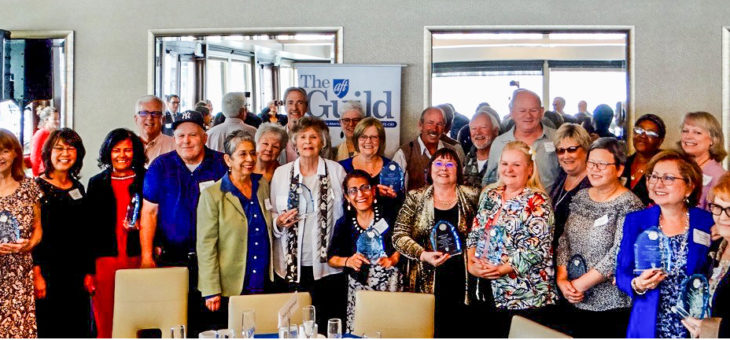 AFT Guild Retiree Class of 2019 - 5/19/19